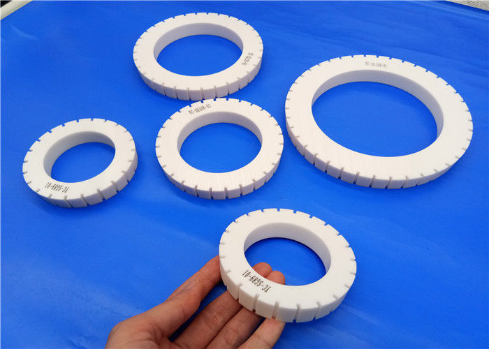 Precision Zirconia Ceramic Parts Zro2 Zirconia Ceramic Ring For Machining Parts